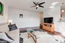 Living Room - 315 EVARTS ST NE #206, WASHINGTON