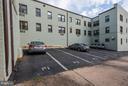 Exterior (Rear) - 315 EVARTS ST NE #206, WASHINGTON