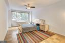 Large bedroom - 5406 CONNECTICUT AVE NW #206, WASHINGTON