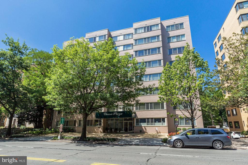 Exterior (Front) - 5406 CONNECTICUT AVE NW #206, WASHINGTON
