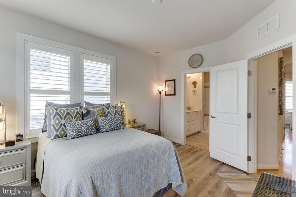 Master Bedroom Suite w WIC and EnSuite Bath - 1137 MONROE ST S, ARLINGTON