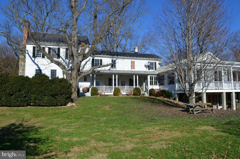 Single Family Homes のために 売買 アット Markham, バージニア 22643 アメリカ