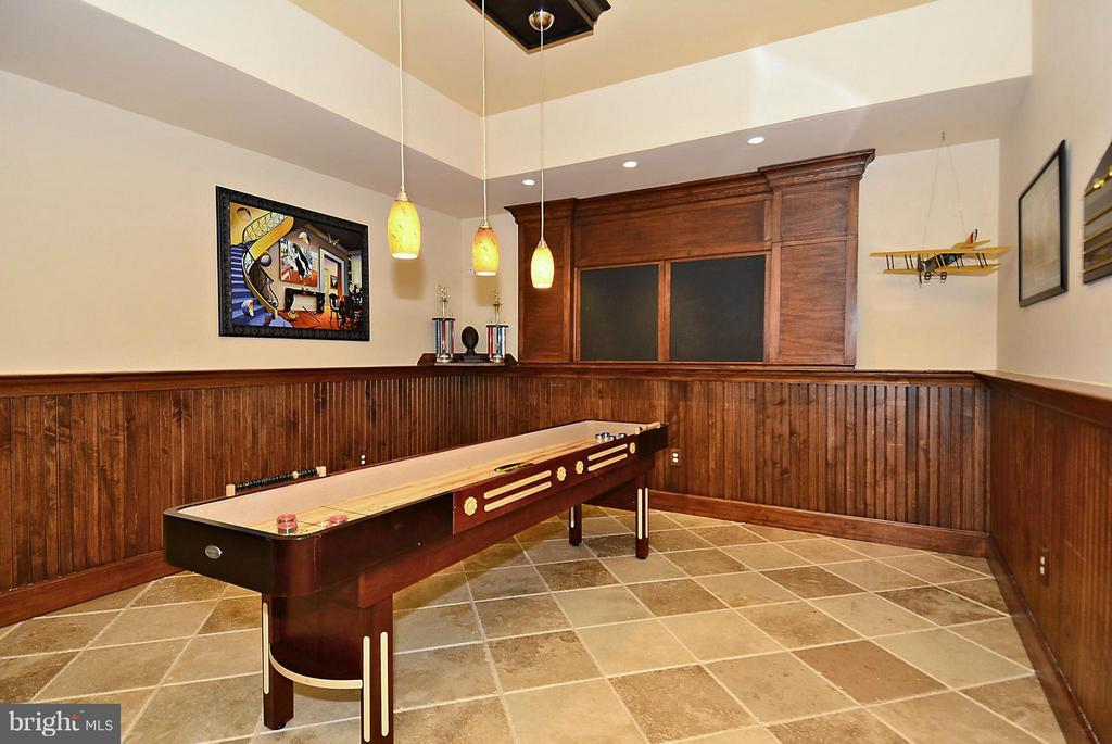 Game Room - 1105 LEIGH MILL RD, GREAT FALLS