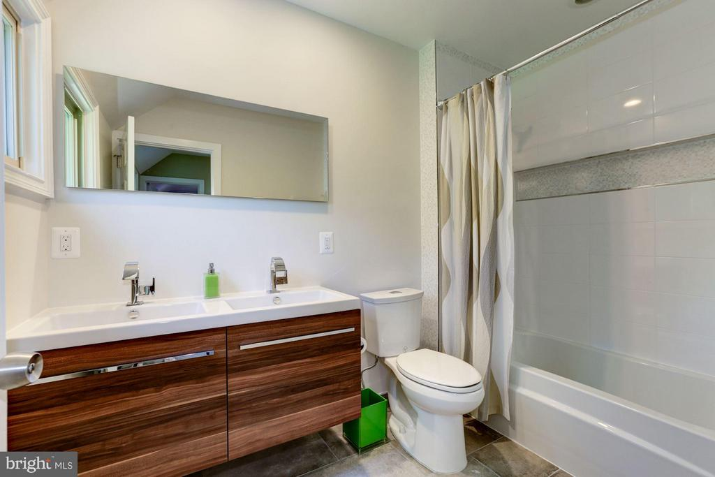 Bathroom #2 - 8506 WOODHAVEN BLVD, BETHESDA
