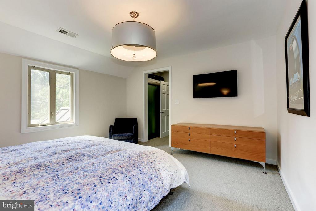 Master Bedroom (2 of 2) - 8506 WOODHAVEN BLVD, BETHESDA