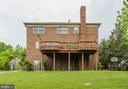 Exterior (Rear) - 14122 ROCK CANYON DR, CENTREVILLE