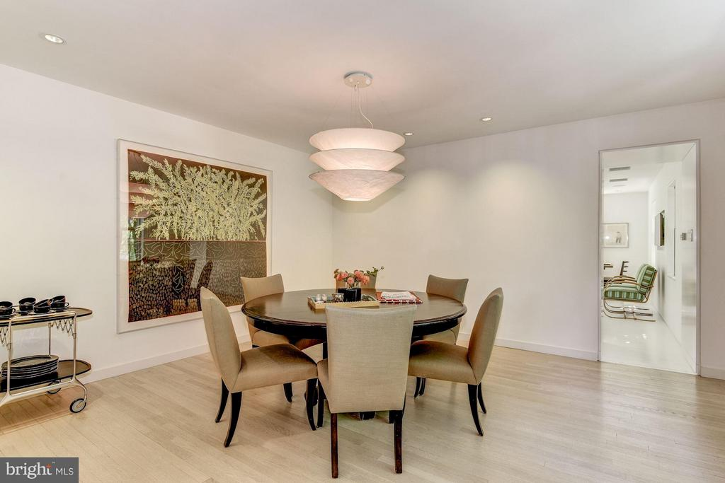 Dining Room - 5155 ROCKWOOD PKWY NW, WASHINGTON
