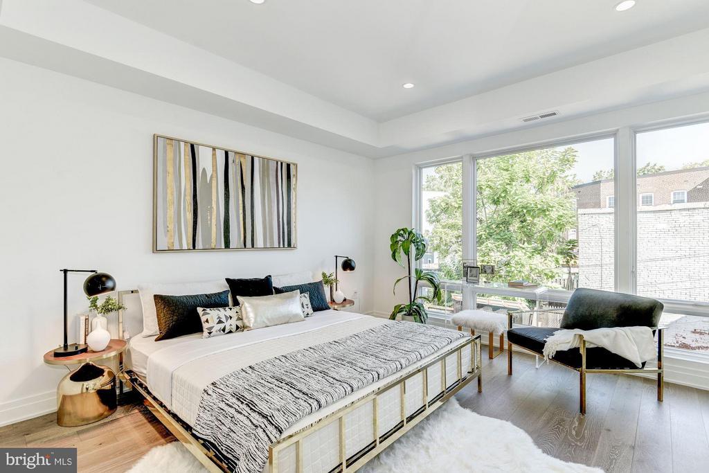 Bedroom - 1242 I ST NE, WASHINGTON