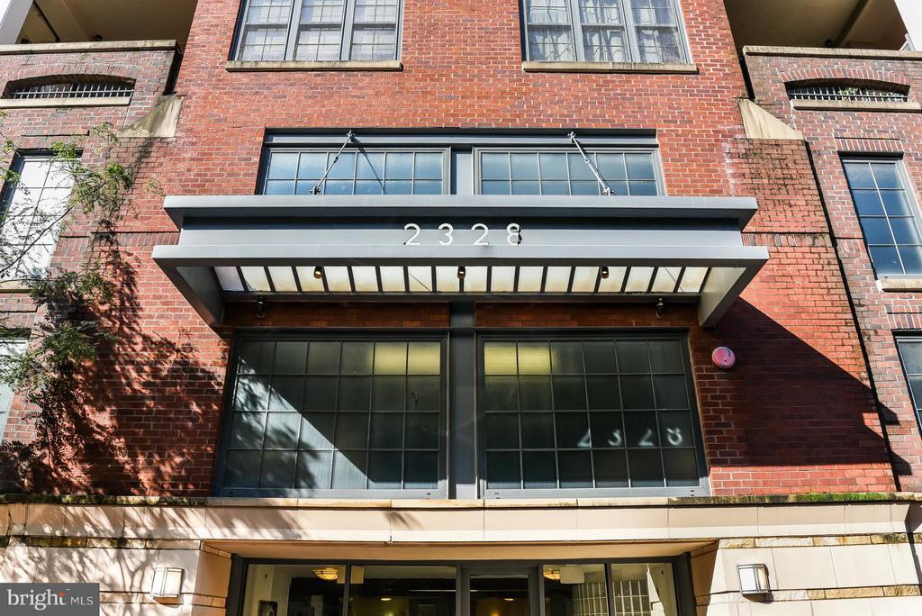 Exterior (General) - 2328 CHAMPLAIN ST NW #401, WASHINGTON