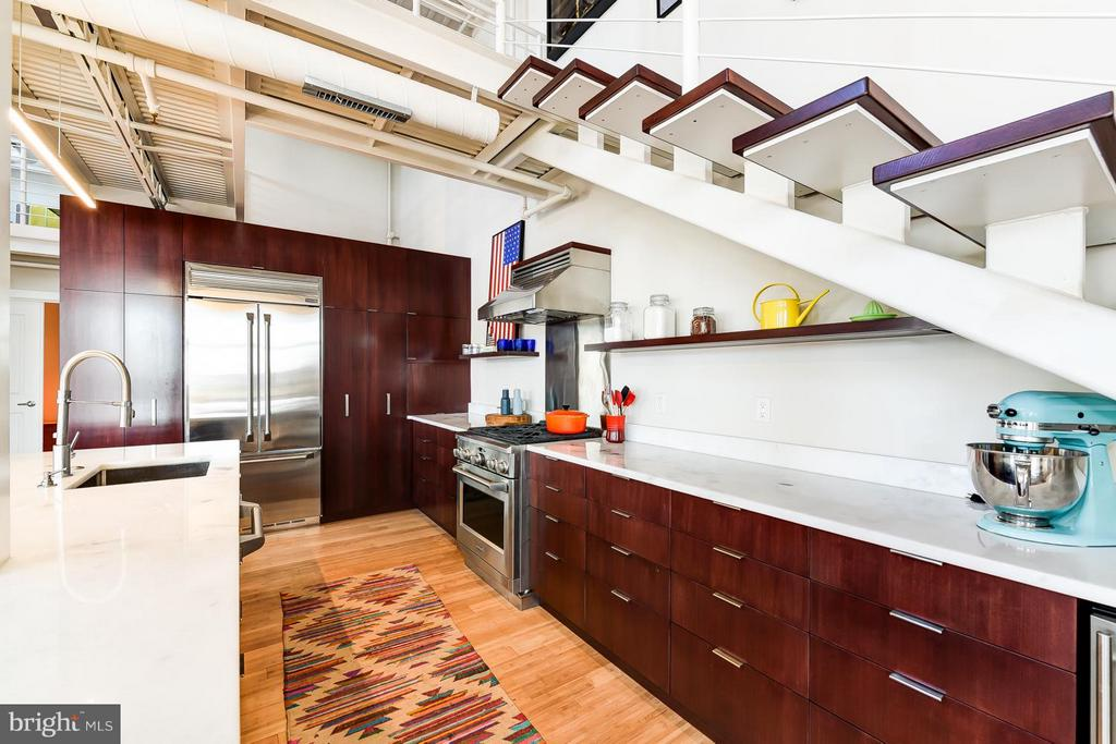 Kitchen - 2328 CHAMPLAIN ST NW #401, WASHINGTON