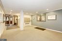 Building Lobby - 2711 ORDWAY ST NW #105, WASHINGTON