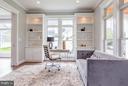 Office/Living Room - 2231 SANDBURG ST, DUNN LORING