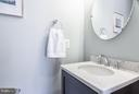 Half Bath on Main Level - 2231 SANDBURG ST, DUNN LORING