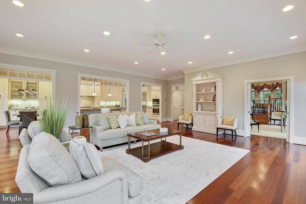 Living Room - 2702 24TH ST N, ARLINGTON
