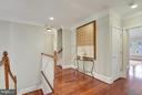 Upper level landing. - 2702 24TH ST N, ARLINGTON