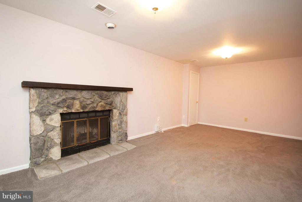 Basement Family Room - 10831 BREWER HOUSE RD, ROCKVILLE