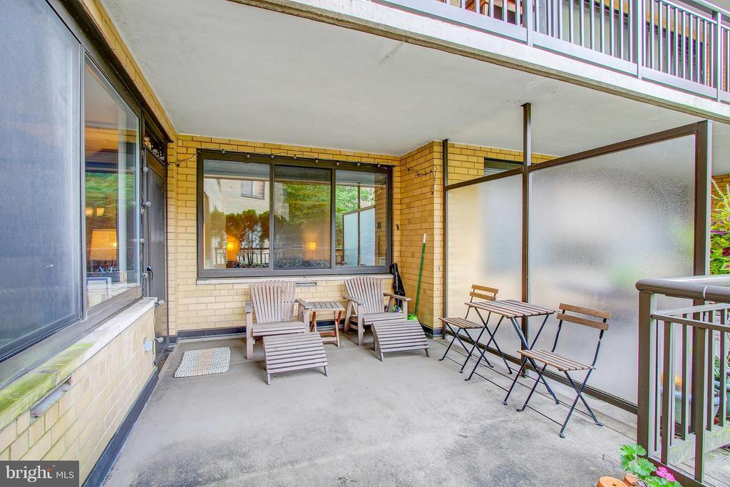 Exterior (Rear) - 4740 CONNECTICUT AVE NW #318, WASHINGTON