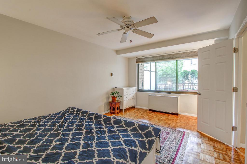 Bedroom (Master) - 4740 CONNECTICUT AVE NW #318, WASHINGTON