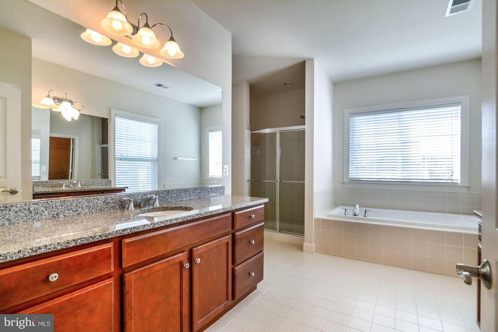 Master Bath - 5525 HOPE HILL AVE, WOODBRIDGE