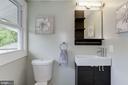 1/2 Bath Main Level - 1528 S ST SE, WASHINGTON