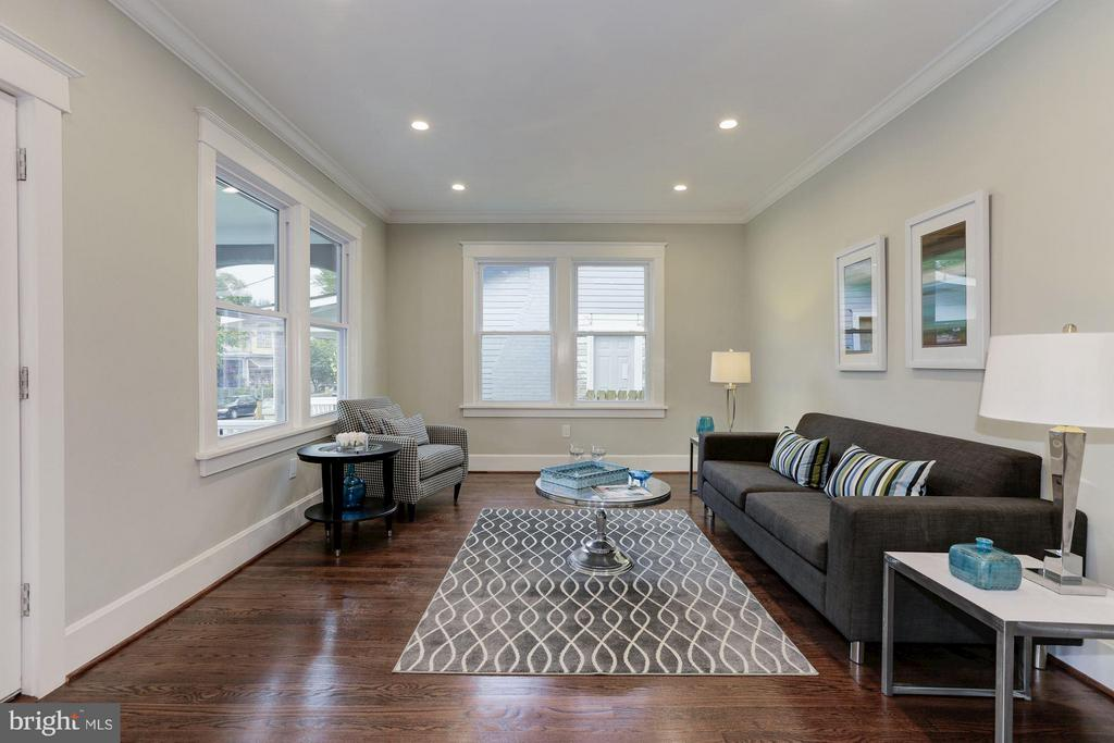 Living Room - 1528 S ST SE, WASHINGTON