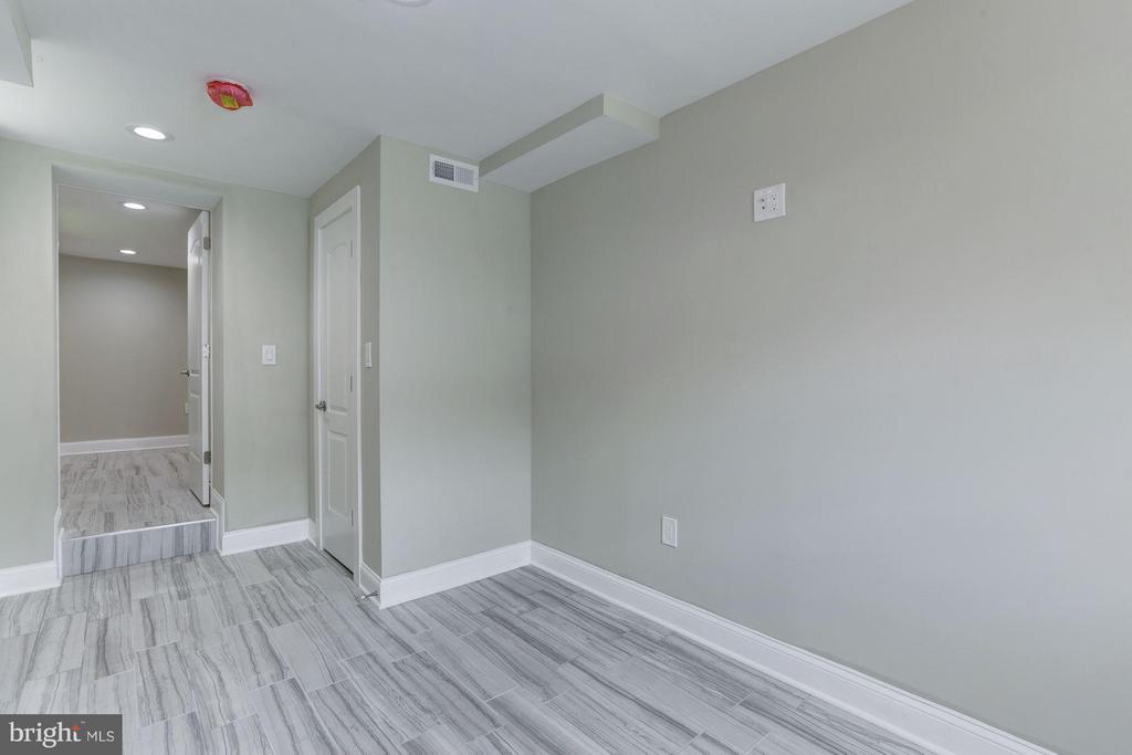 Bedroom #2 ` Lower Level - 1528 S ST SE, WASHINGTON