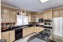 Kitchen - 13606 PINE VIEW LN, ROCKVILLE