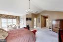 Bedroom (Master) - 13606 PINE VIEW LN, ROCKVILLE