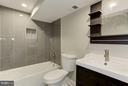 Bath #3 Lower Level - 1528 S ST SE, WASHINGTON