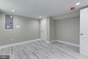 Bedroom #1 - Lower Level - 1528 S ST SE, WASHINGTON