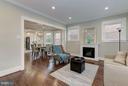 Family Room - 1528 S ST SE, WASHINGTON
