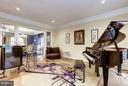 Living Room - 13606 PINE VIEW LN, ROCKVILLE