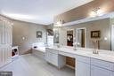 Bath (Master) - 13606 PINE VIEW LN, ROCKVILLE