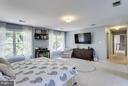 Bedroom (Master) - 3419 MILLER HEIGHTS RD, OAKTON