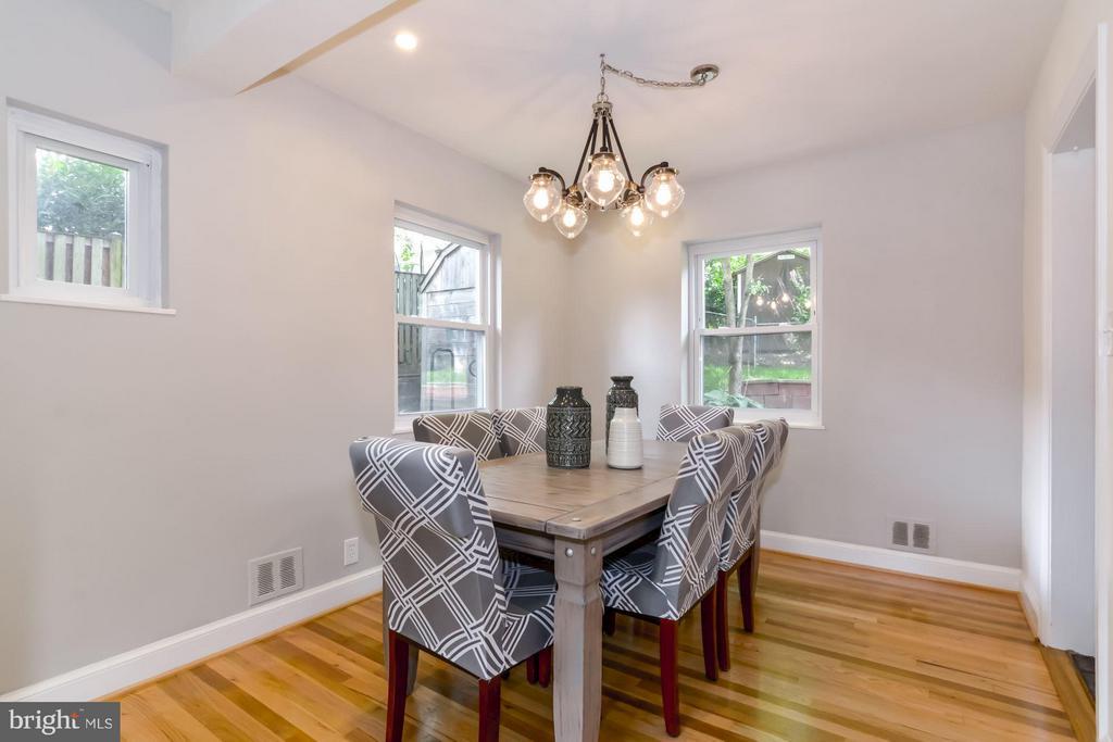 Dining Room - 5731 22ND ST N, ARLINGTON