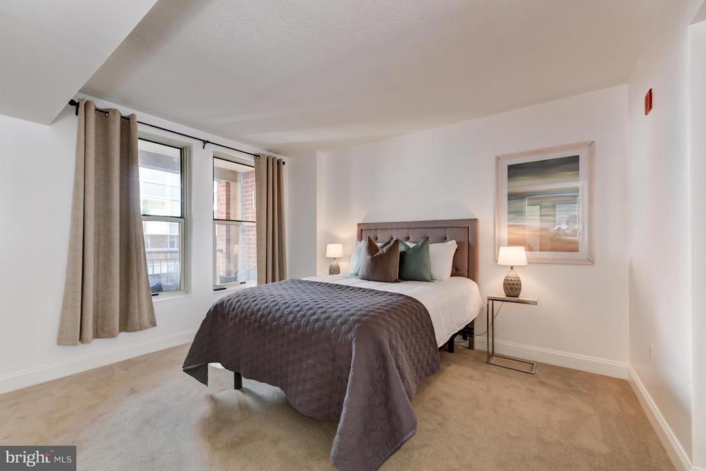 Bedroom (Master) - 915 E ST NW #901, WASHINGTON