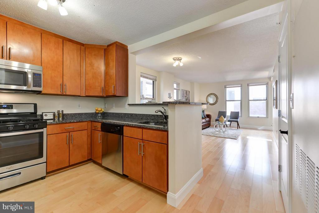 Open Floor Plan - 915 E ST NW #901, WASHINGTON