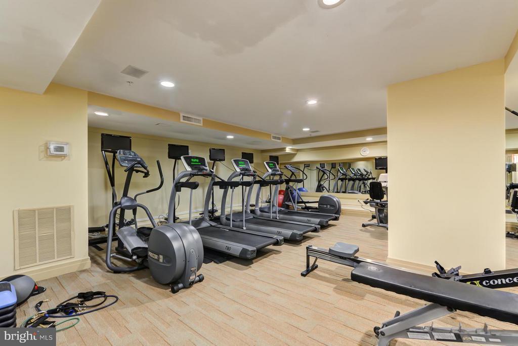Exercise Room - 915 E ST NW #901, WASHINGTON