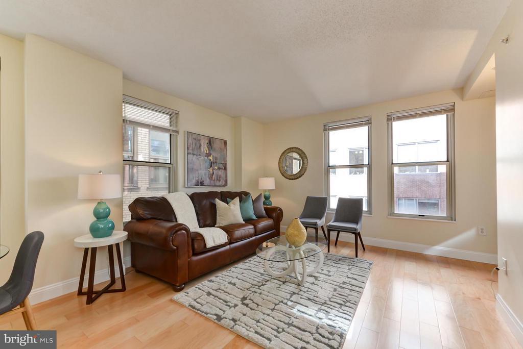 Living Area - 915 E ST NW #901, WASHINGTON