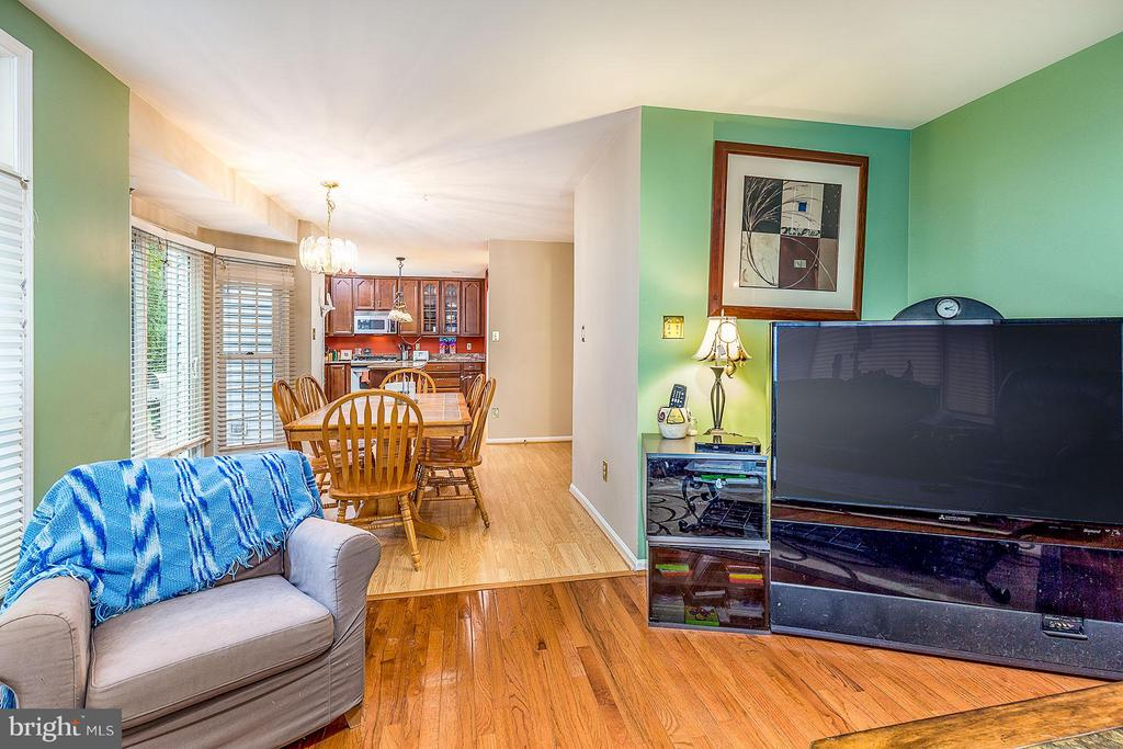 Family Room - 5233 GLEN MEADOW RD, CENTREVILLE
