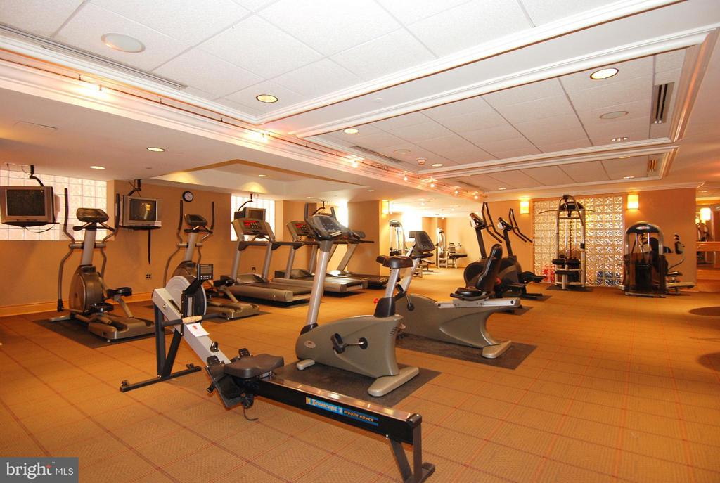 Fitness Center - 616 E ST NW #256, WASHINGTON