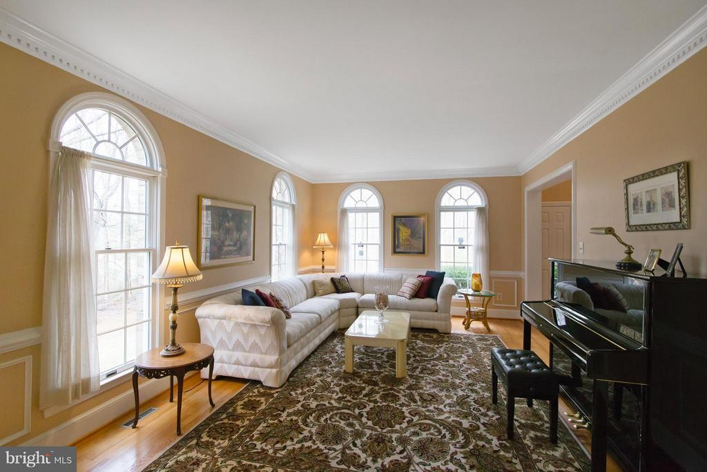 Living Room - 13300 FOXDEN DR, ROCKVILLE