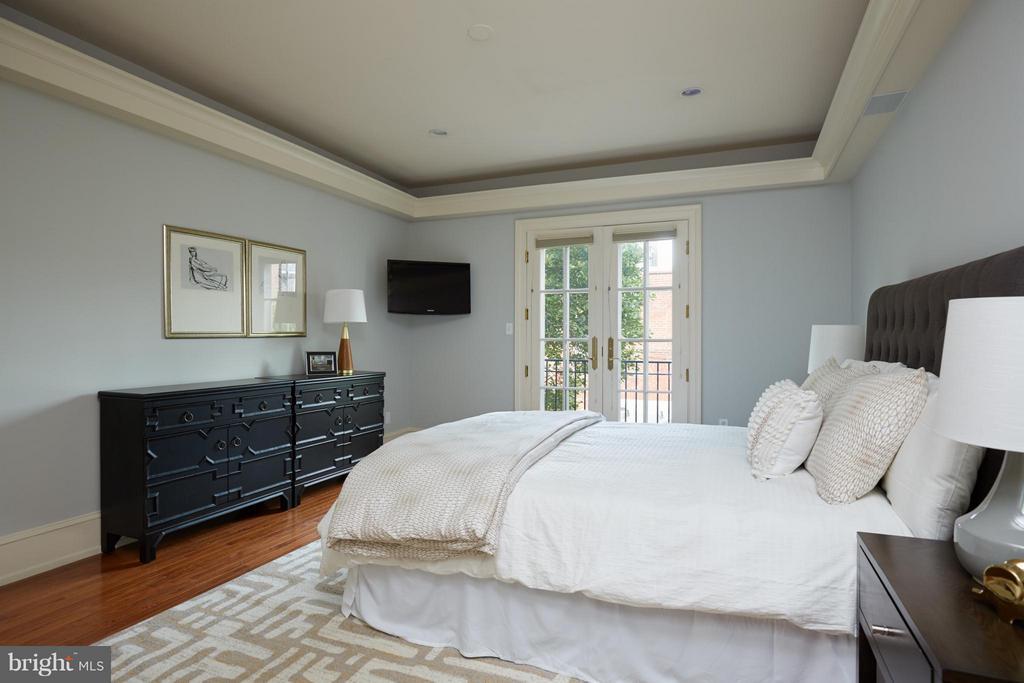 Bedroom (Master) - 2021 N ST NW, WASHINGTON