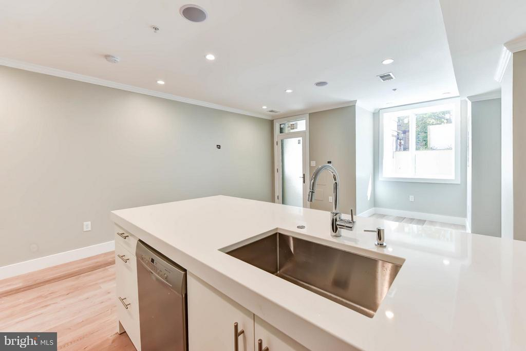 Kitchen - 1461 CHAPIN ST NW #1, WASHINGTON