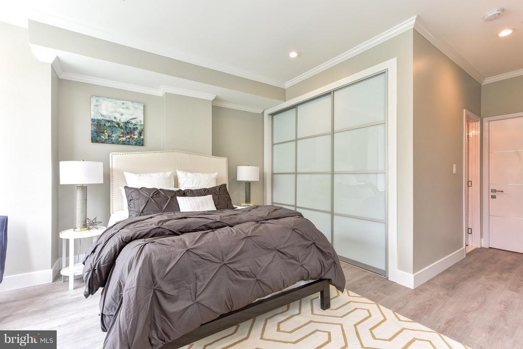 Bedroom (Master) - 1461 CHAPIN ST NW #3, WASHINGTON