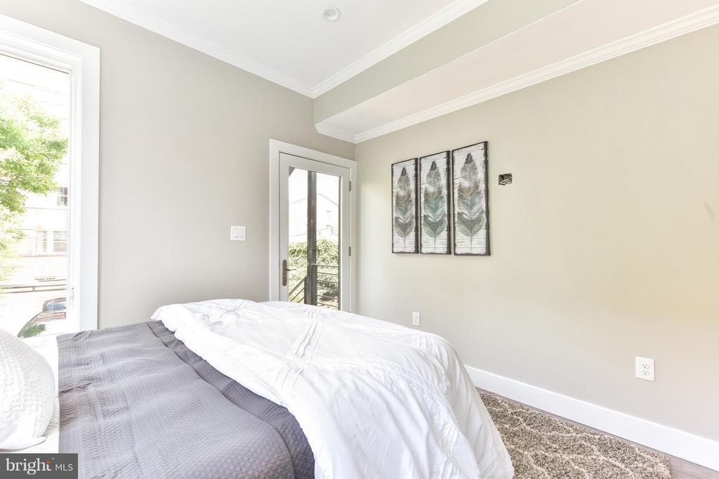 Bedroom - 1461 CHAPIN ST NW #3, WASHINGTON
