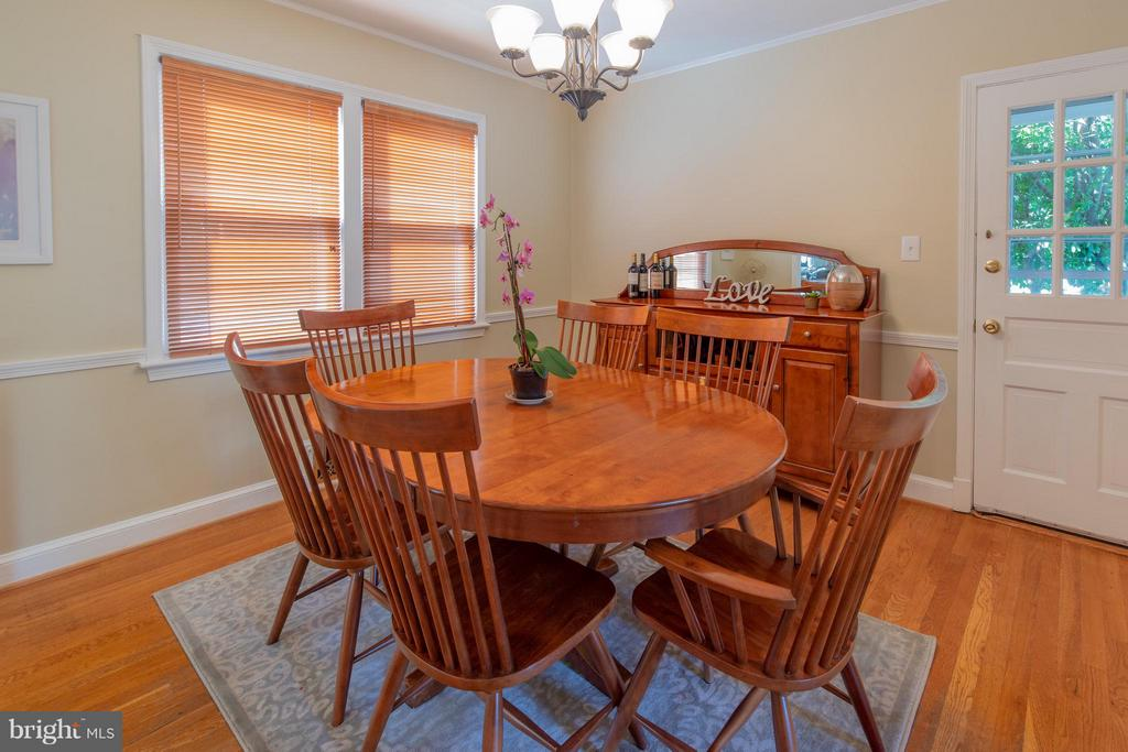 Dining Room - 9522 SAYBROOK AVE, SILVER SPRING