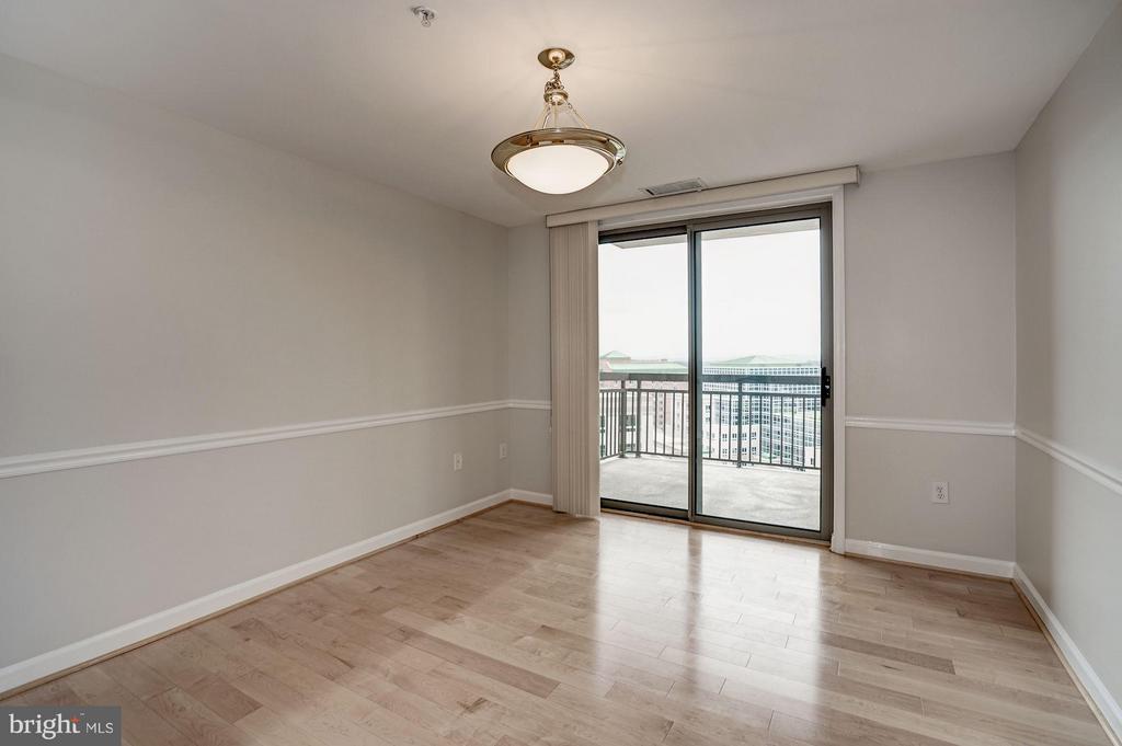 Bedroom - 901 MONROE ST #1405, ARLINGTON