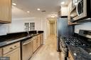 Kitchen - 901 MONROE ST #1405, ARLINGTON