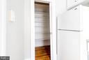 Huge pantry closet - 1514 17TH ST NW #115, WASHINGTON